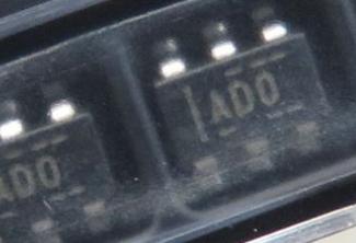 ADS1100A0IDBVR