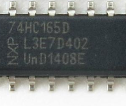 74HC165D
